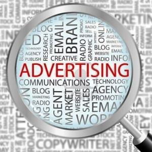 Advertising blog