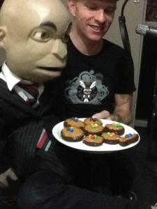 chester missing cupcakes