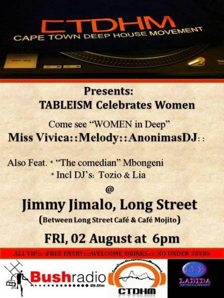 Tableism August