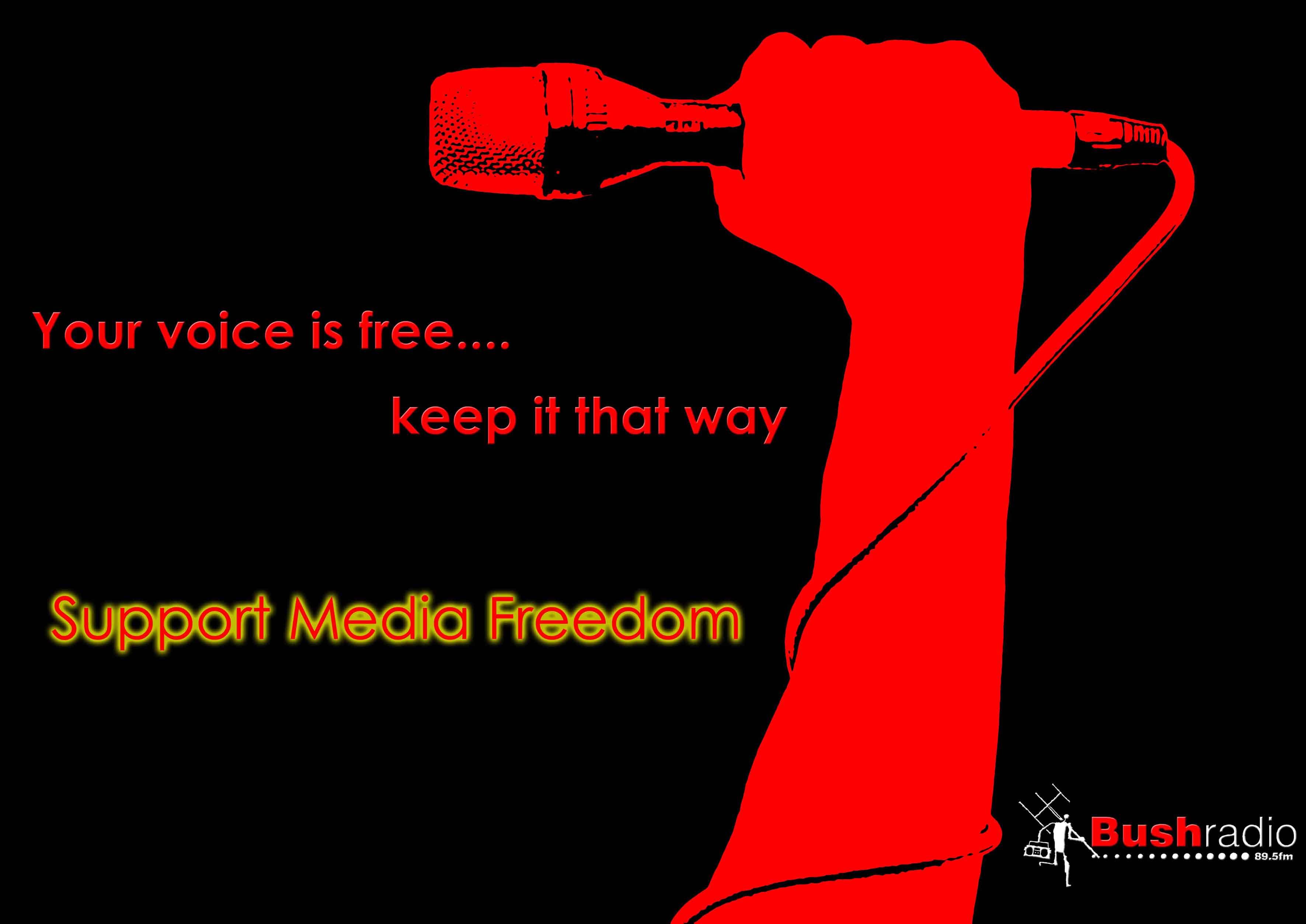 Journalism Bushradio 89 5 Fm