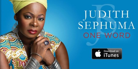 judith sephuma one word